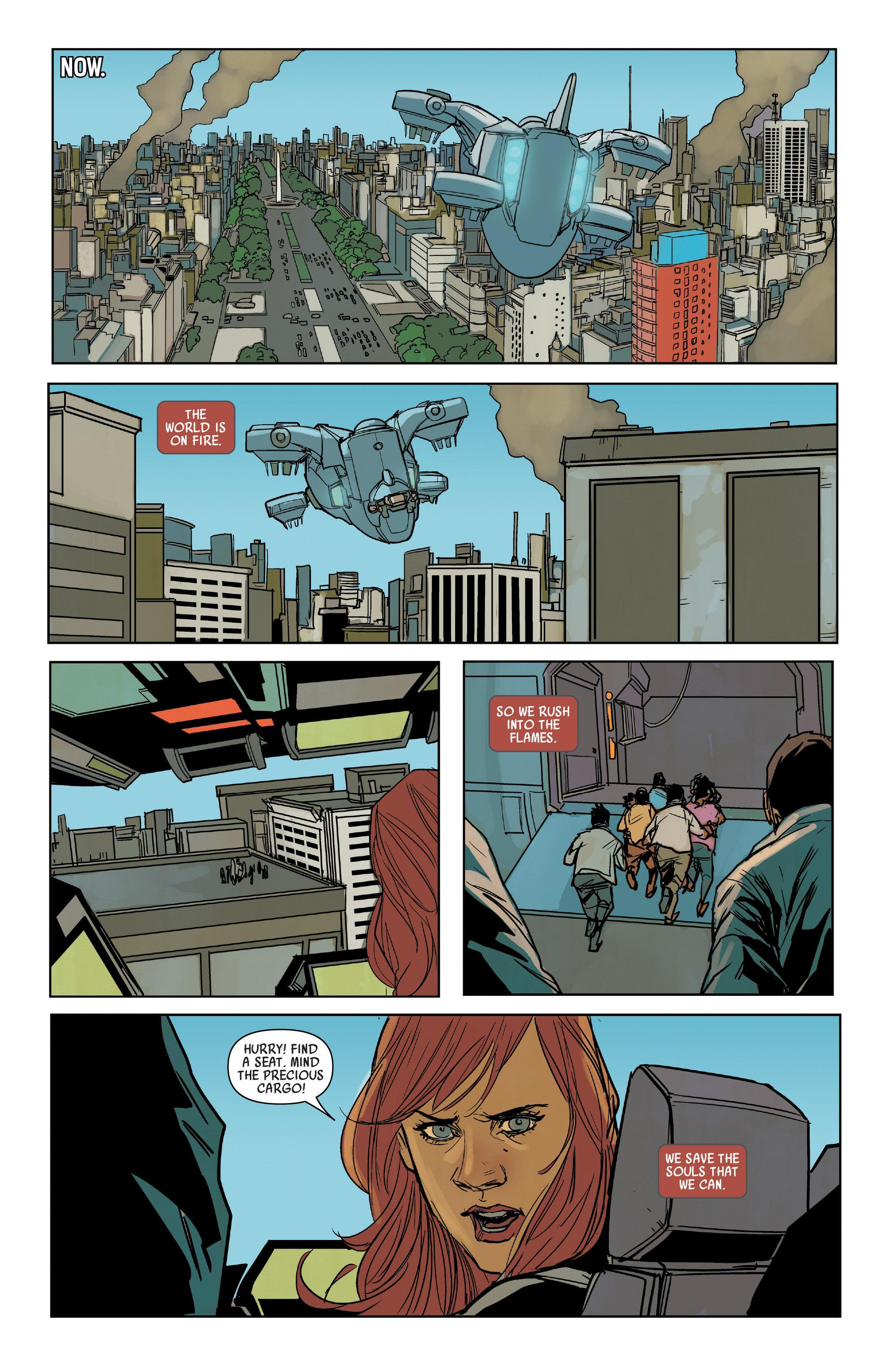 Read online Secret Wars: Last Days of the Marvel Universe comic -  Issue # TPB (Part 1) - 239