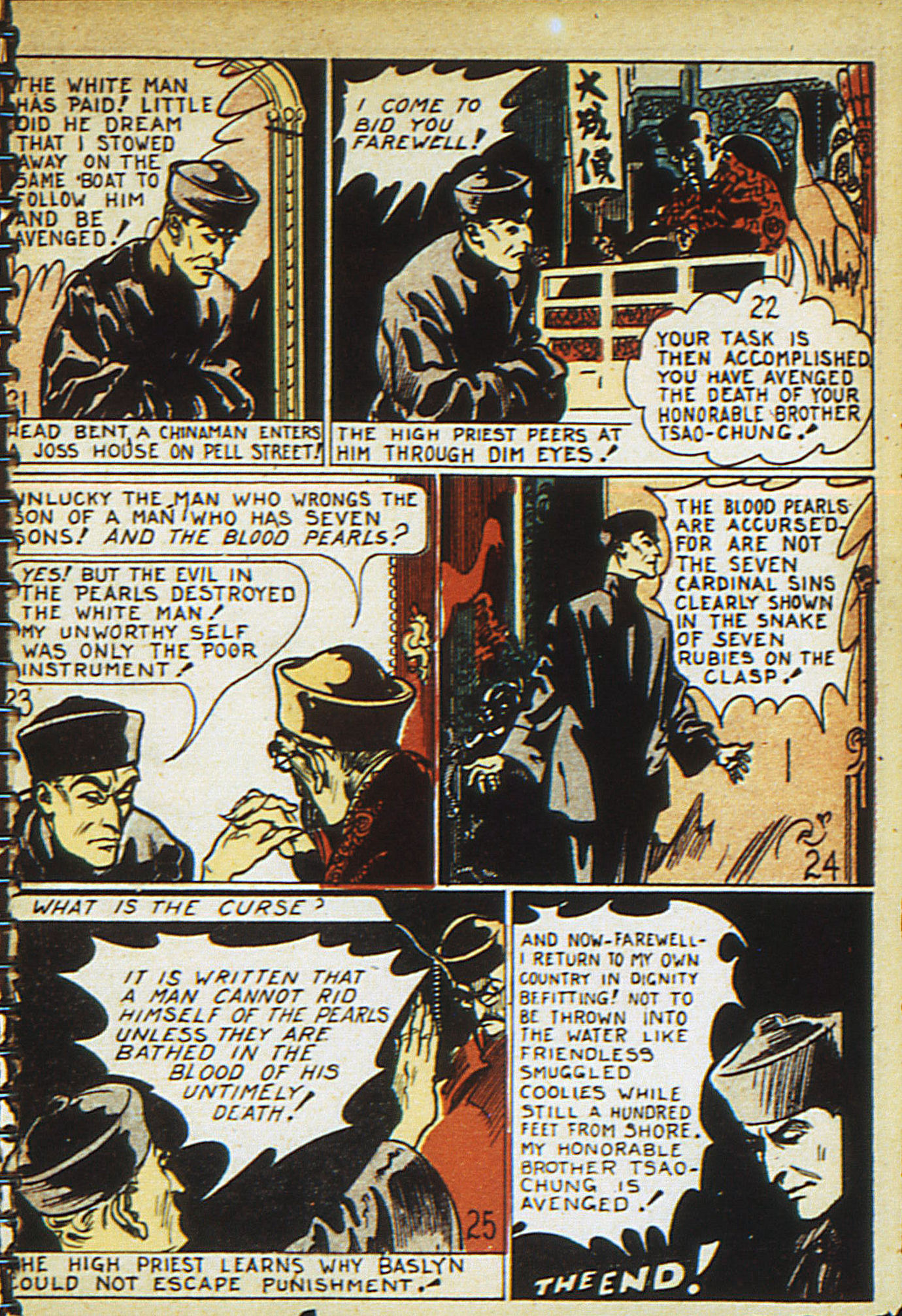 Read online Adventure Comics (1938) comic -  Issue #13 - 19