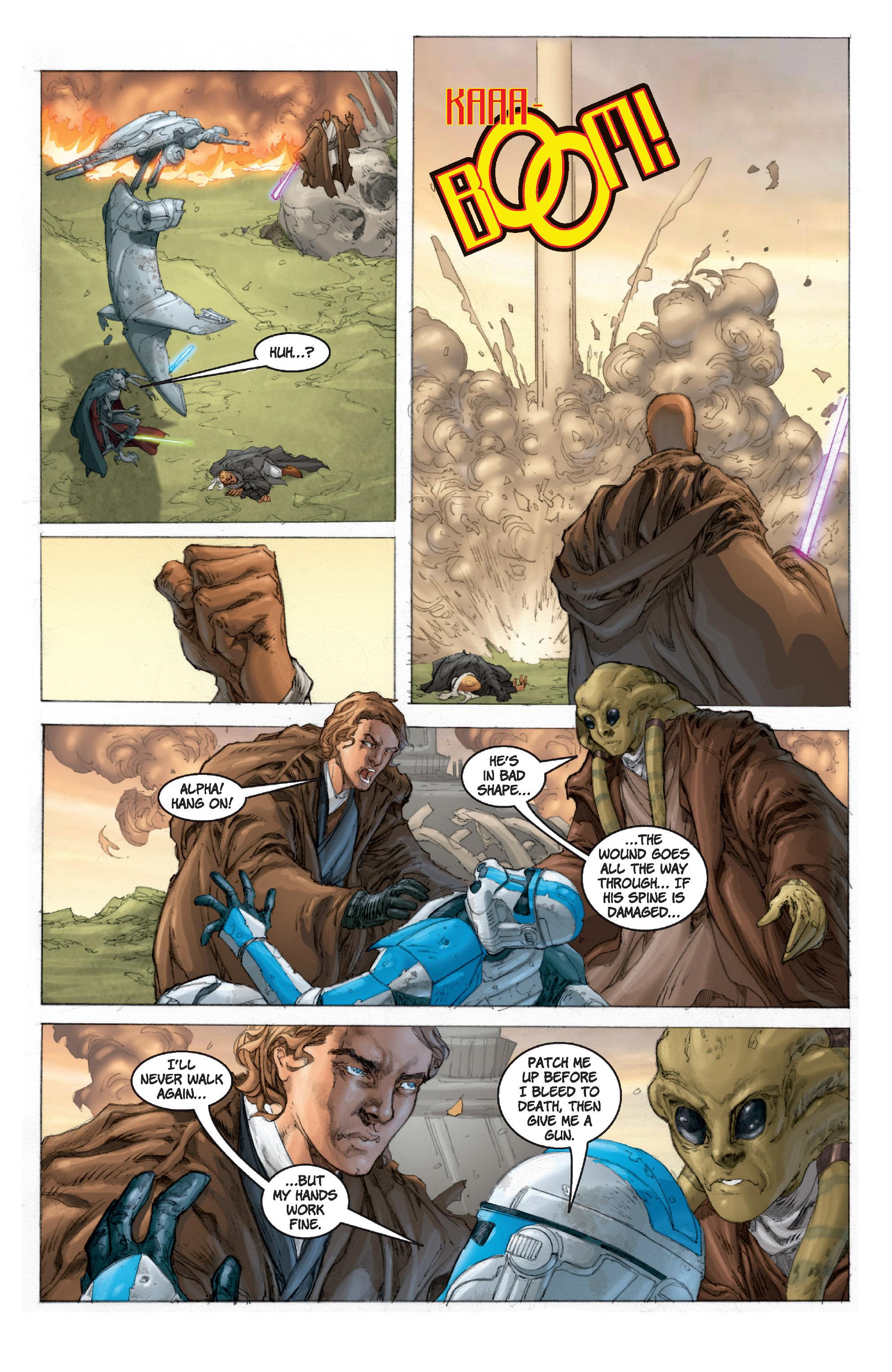 Read online Star Wars Omnibus comic -  Issue # Vol. 26 - 173