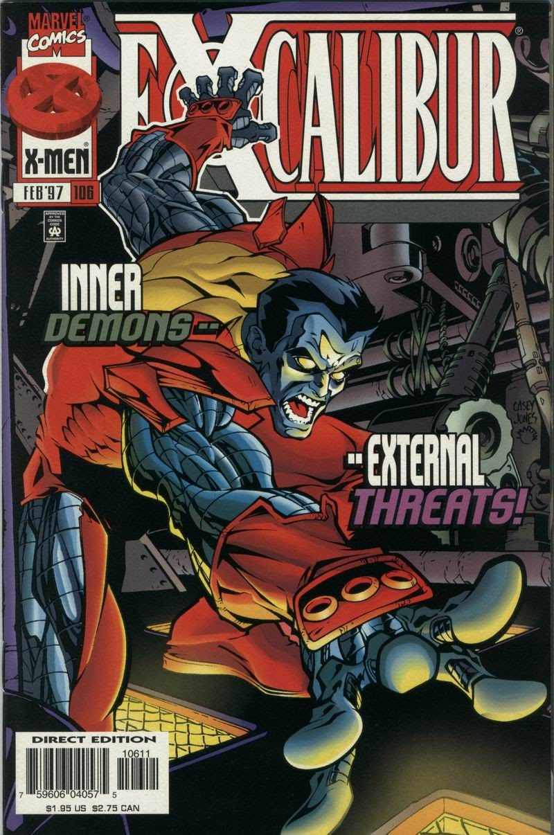 Excalibur (1988) issue 106 - Page 1