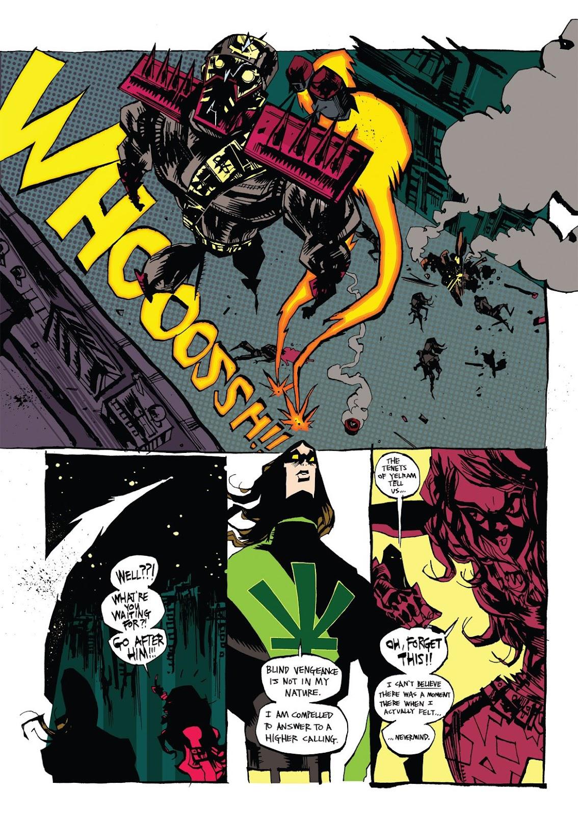 Read online Marijuanaman comic -  Issue # Full - 25