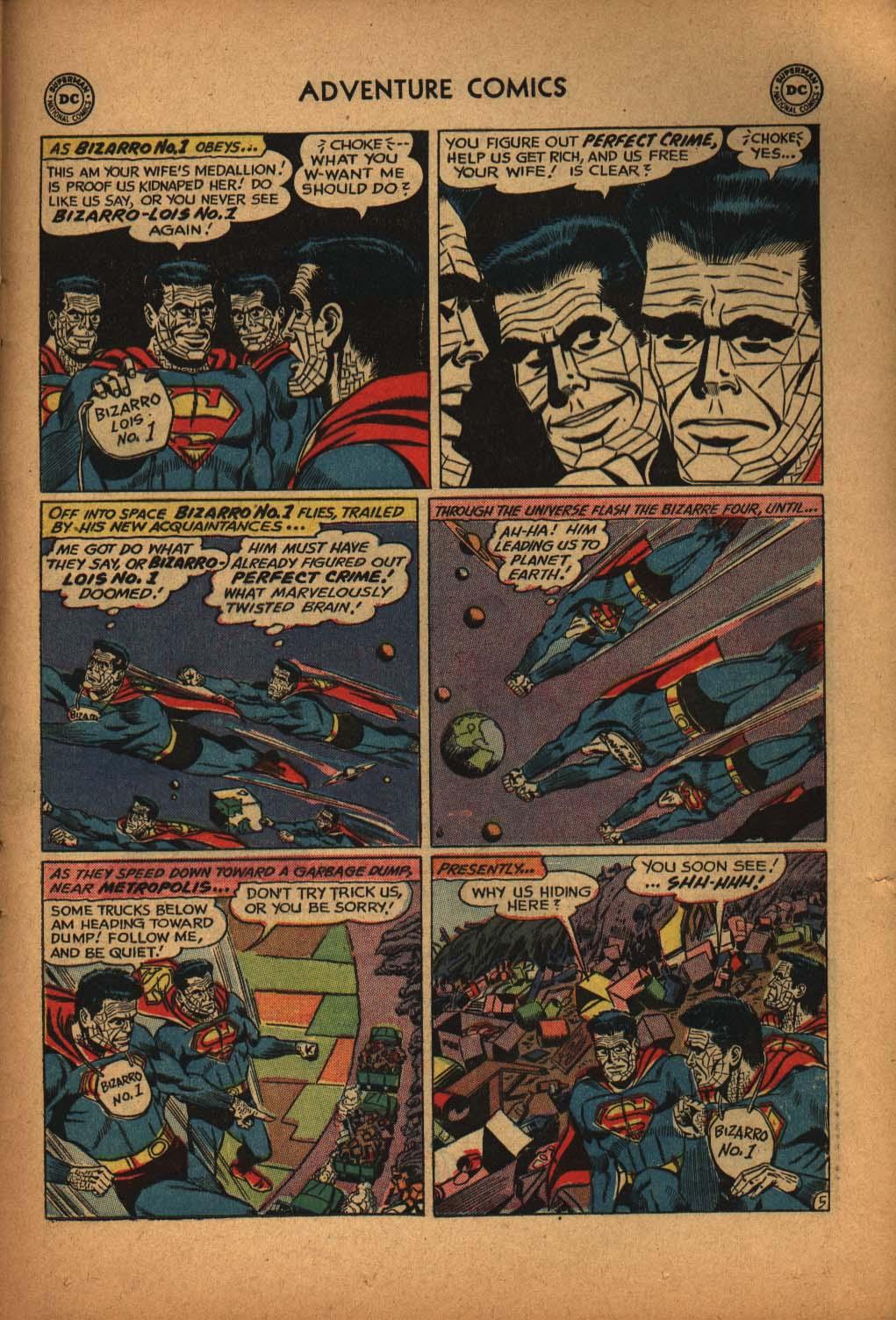 Read online Adventure Comics (1938) comic -  Issue #291 - 25