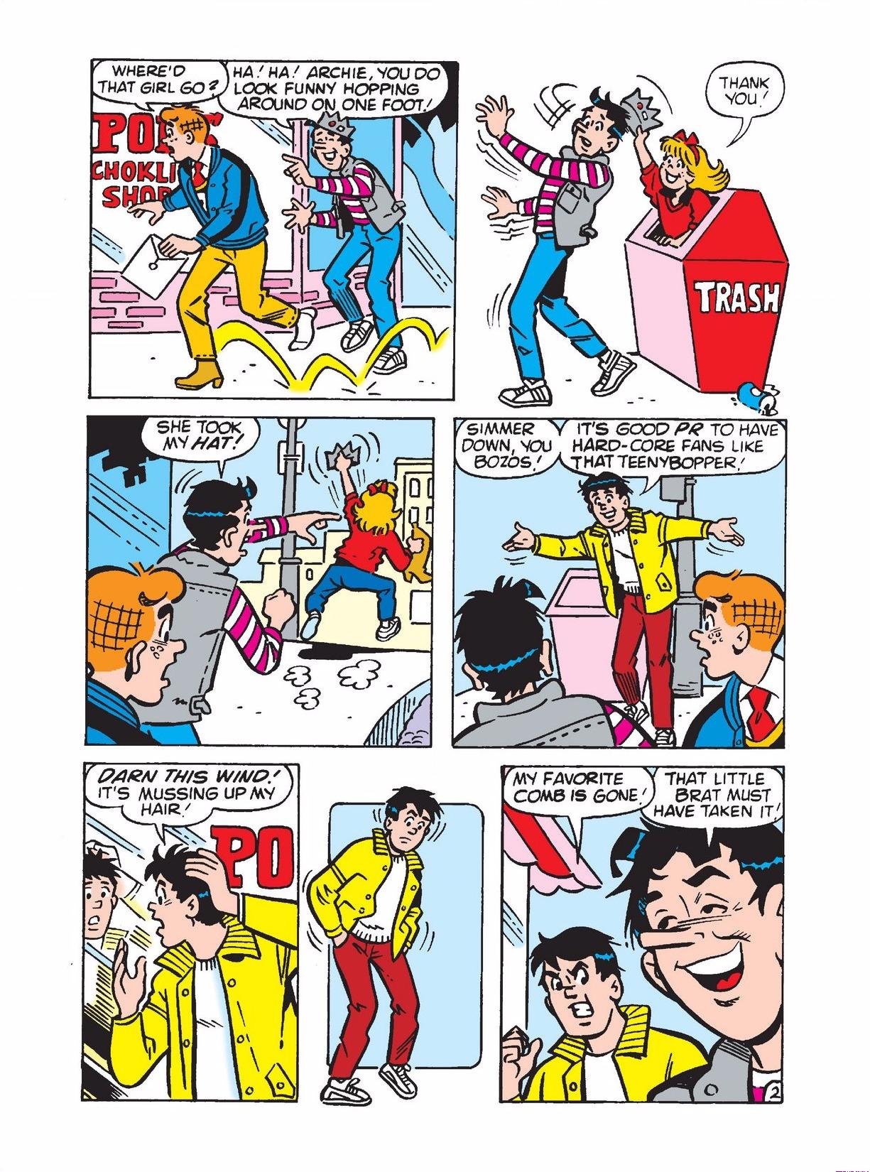 Read online Archie 1000 Page Comics Bonanza comic -  Issue #3 (Part 2) - 80