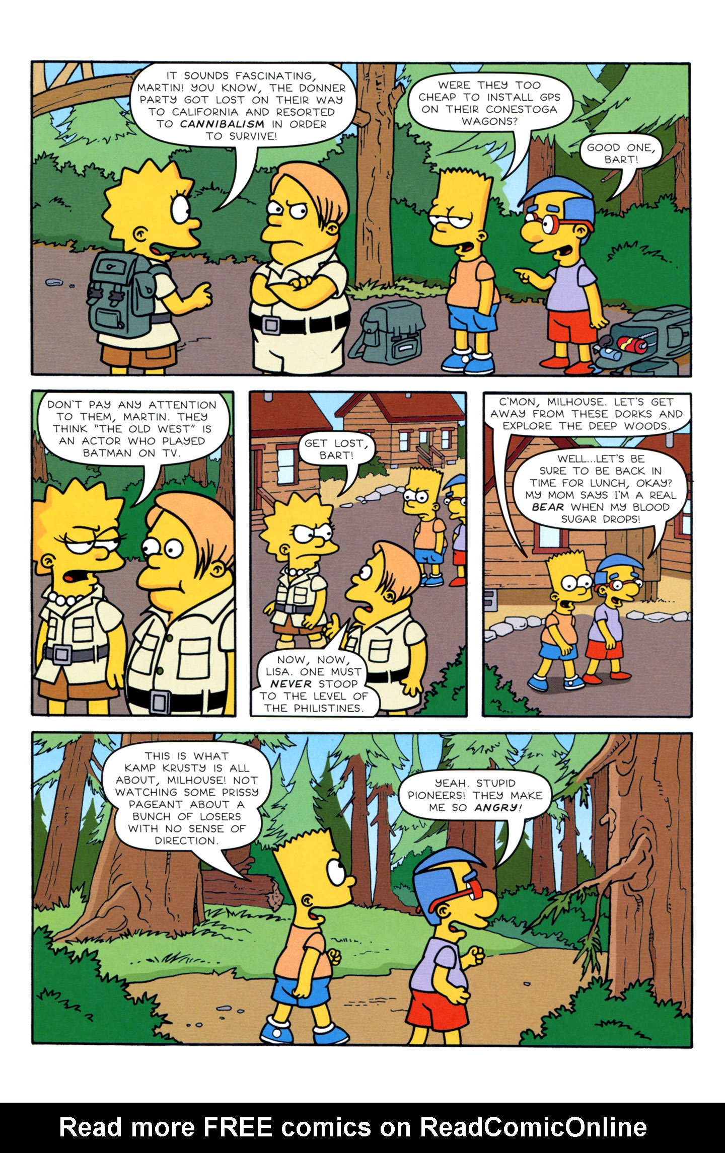 Read online Simpsons Comics Presents Bart Simpson comic -  Issue #74 - 20