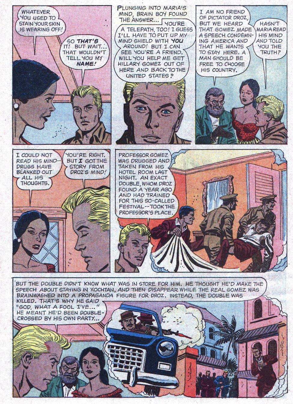 Four Color Comics issue 1330 - Page 27