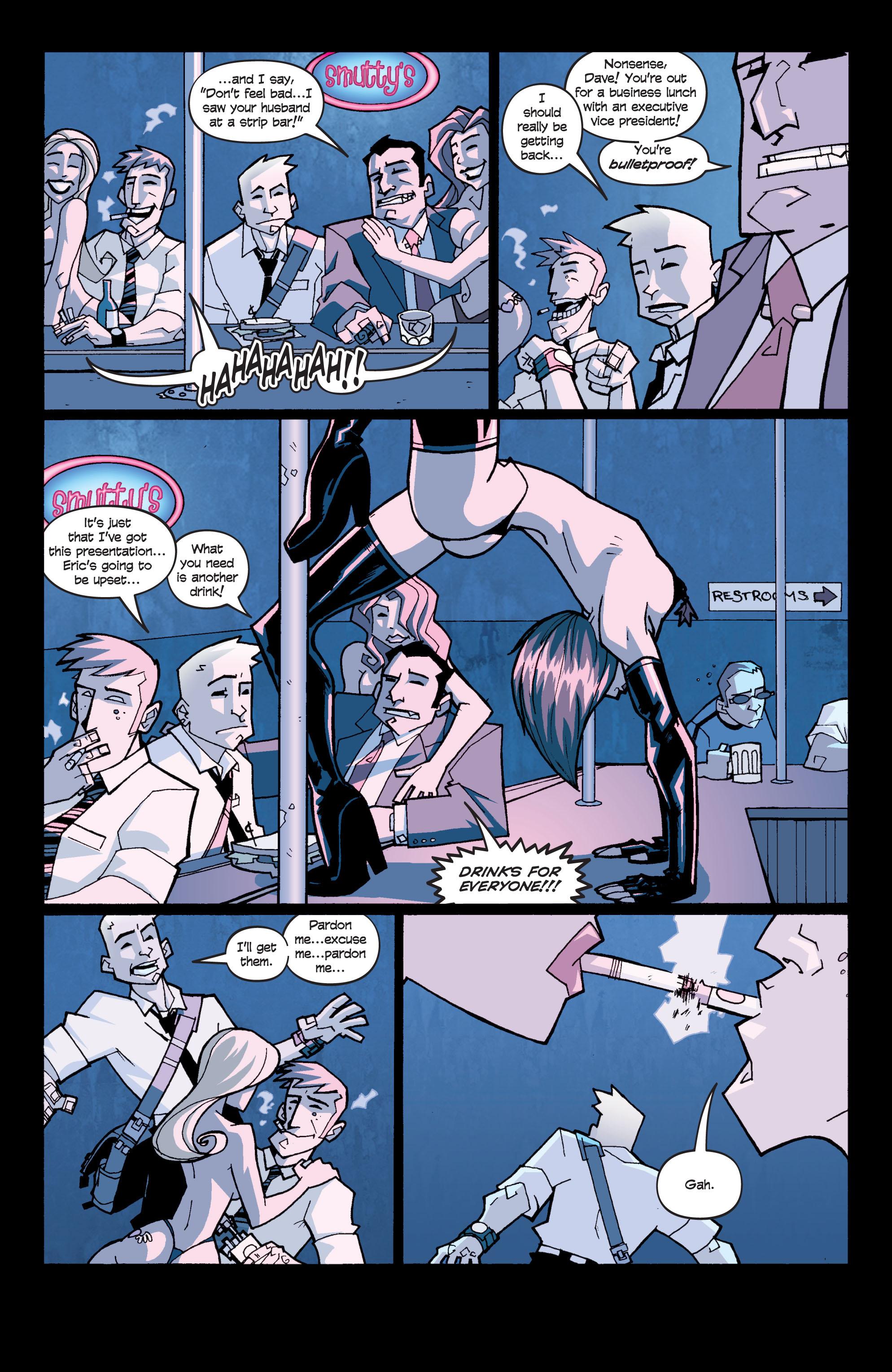 Read online Killer Of Demons comic -  Issue #1 - 4
