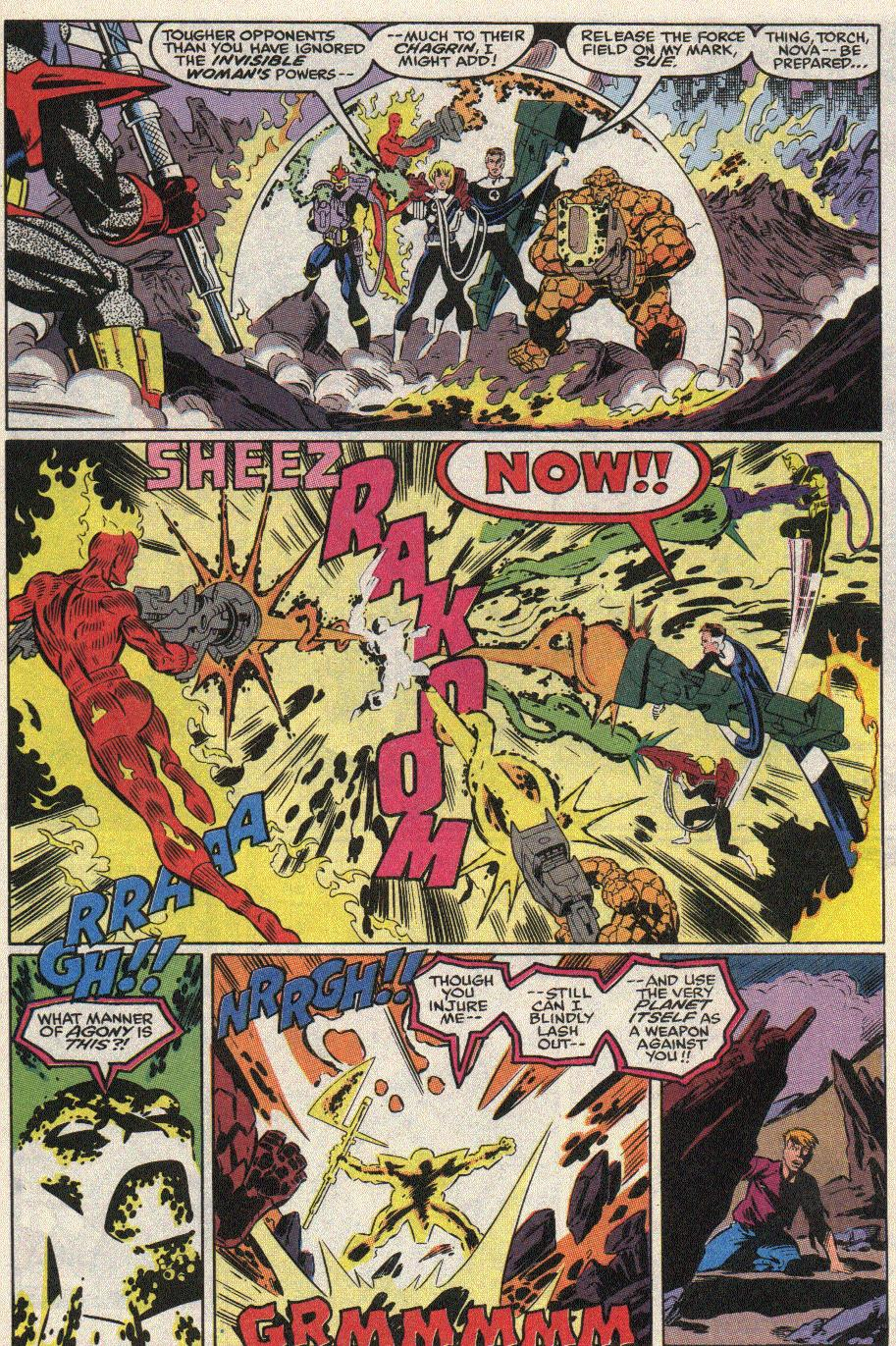 The New Warriors Issue #17 #21 - English 4