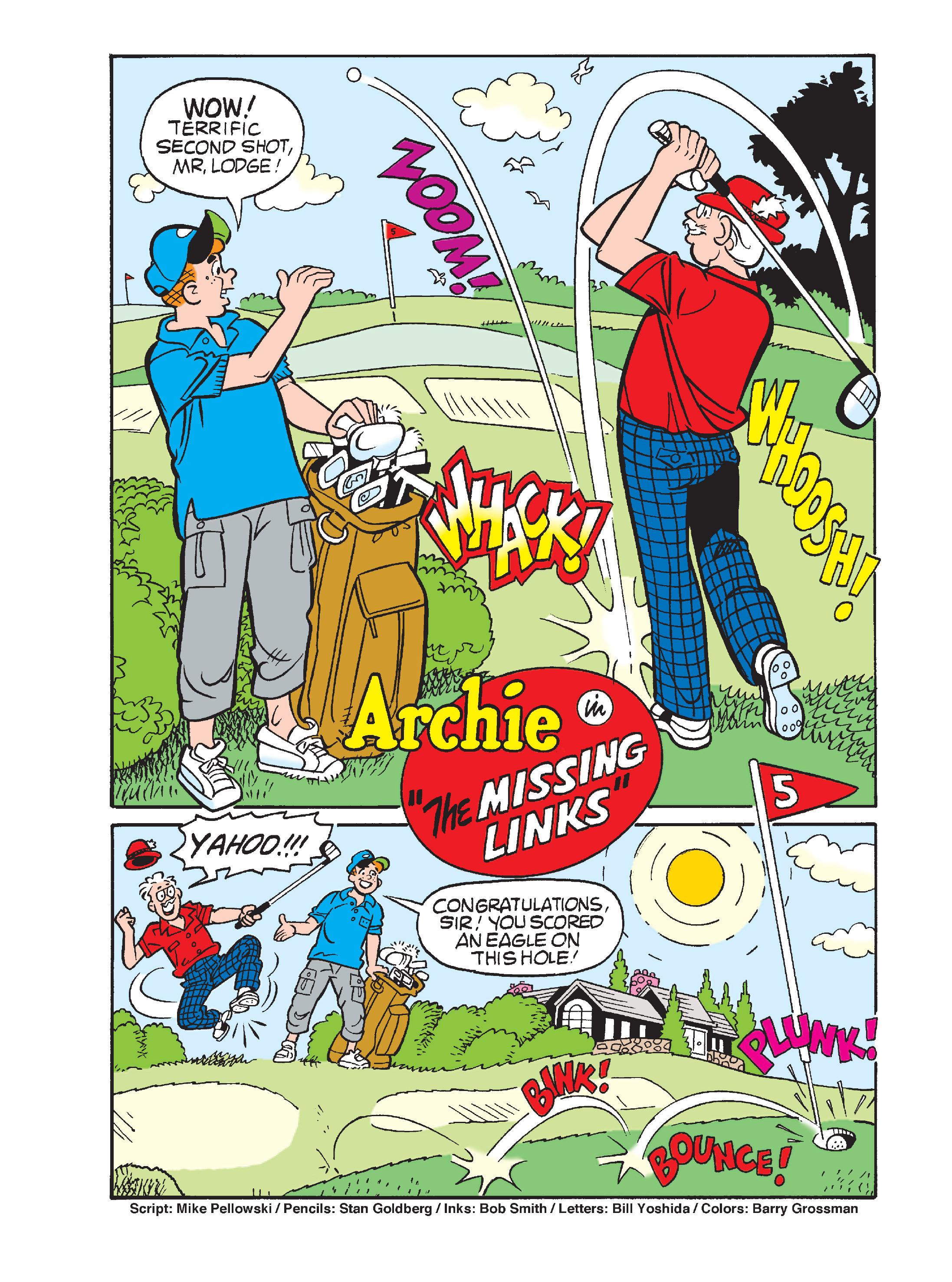 Read online Archie Giant Comics Collection comic -  Issue #Archie Giant Comics Collection TPB (Part 1) - 28