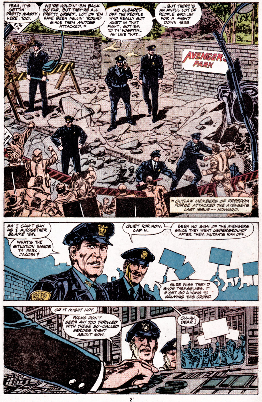 The Avengers (1963) 313 Page 2