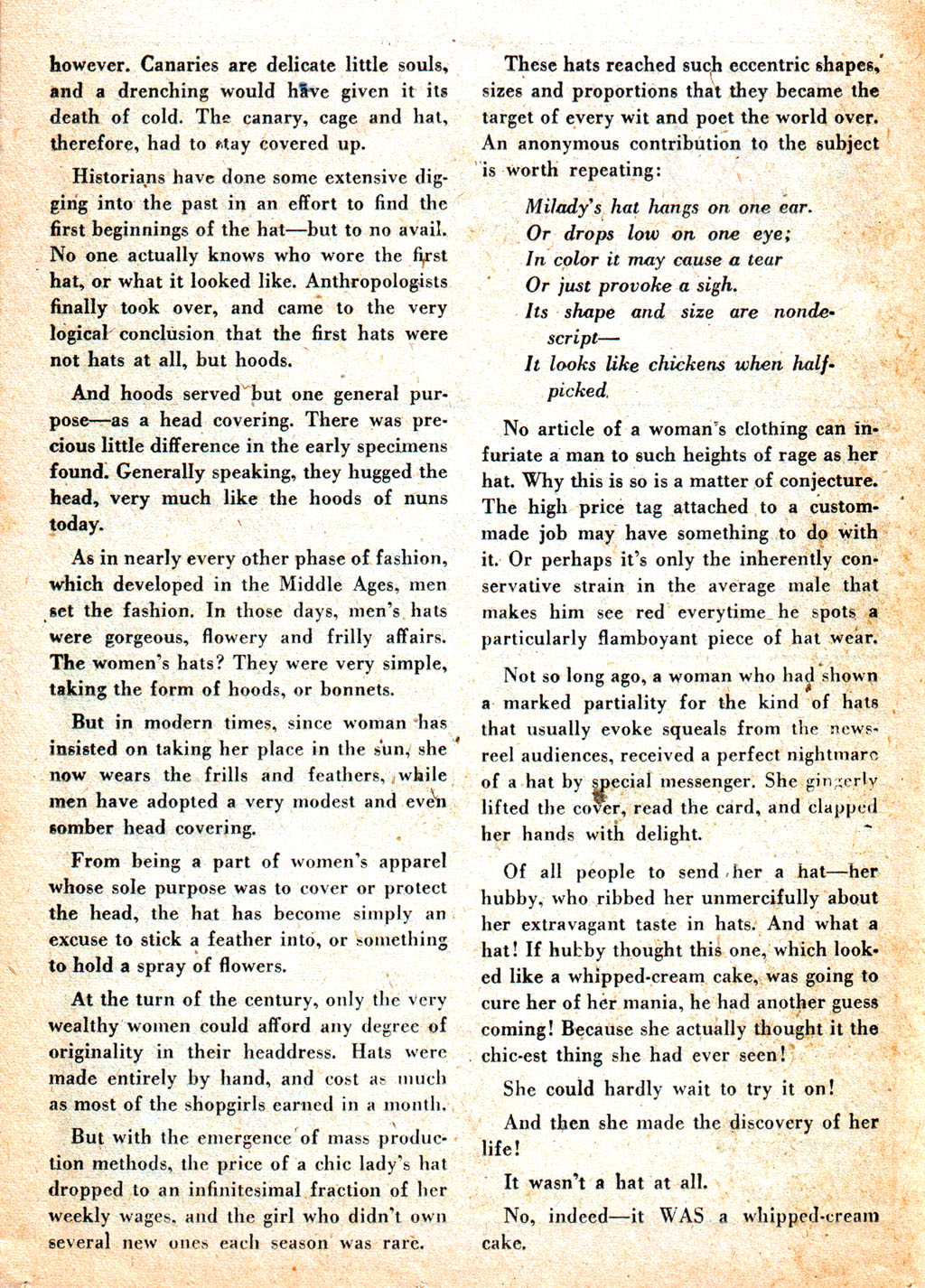 Read online Wonder Woman (1942) comic -  Issue #57 - 29