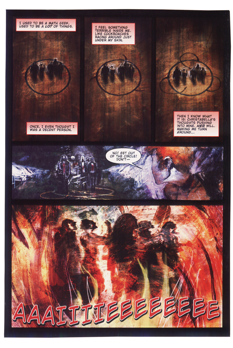 Read online Silent Hill: Dying Inside comic -  Issue #5 - 13