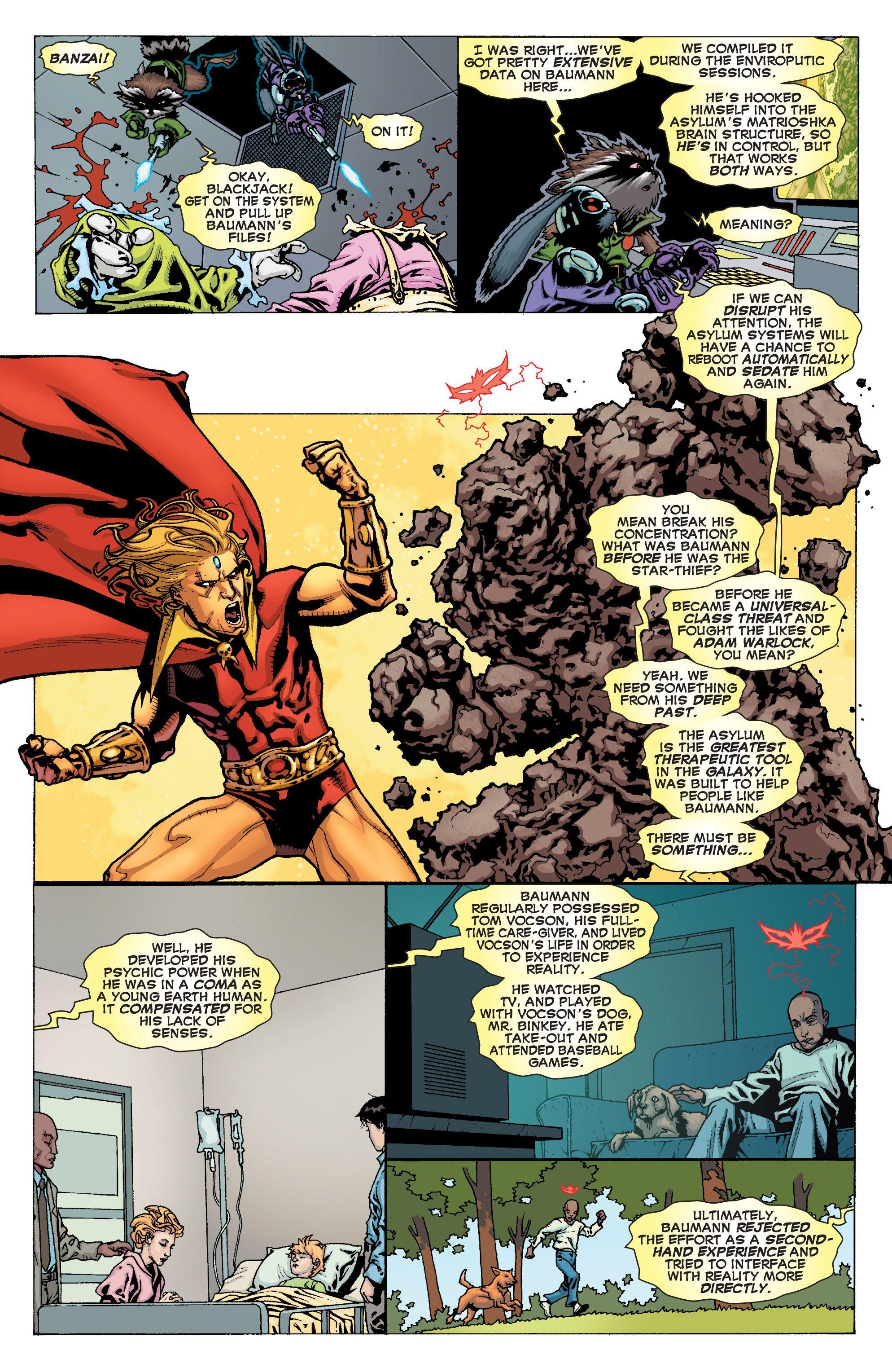 Read online Annihilators comic -  Issue #4 - 33