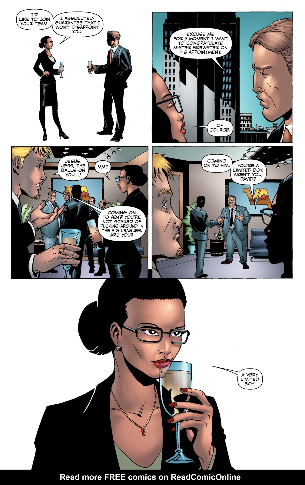 Read online The Boys Omnibus comic -  Issue # TPB 4 (Part 1) - 20