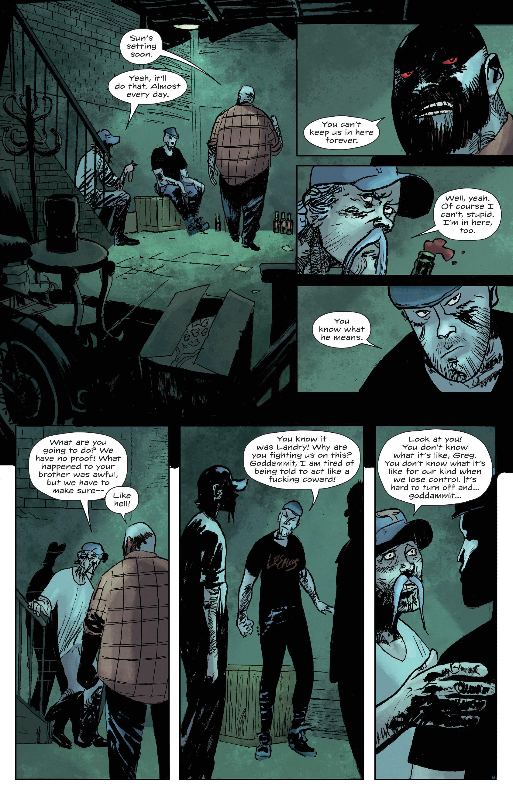 Read online Redneck comic -  Issue #2 - 15