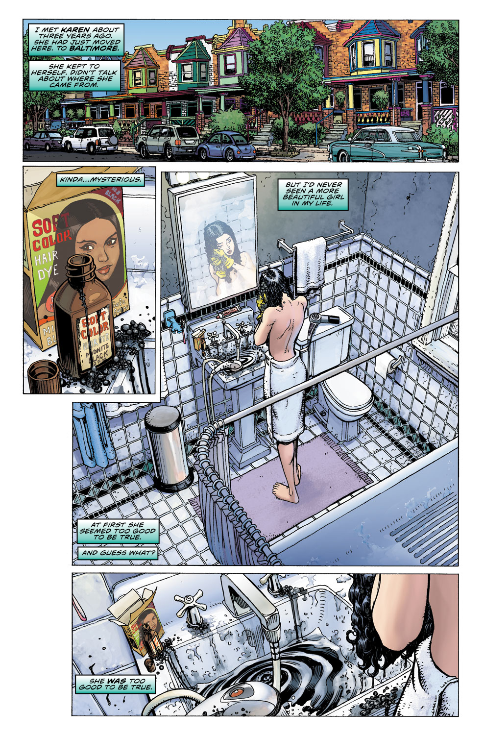 Read online Ultimate X comic -  Issue #2 - 3