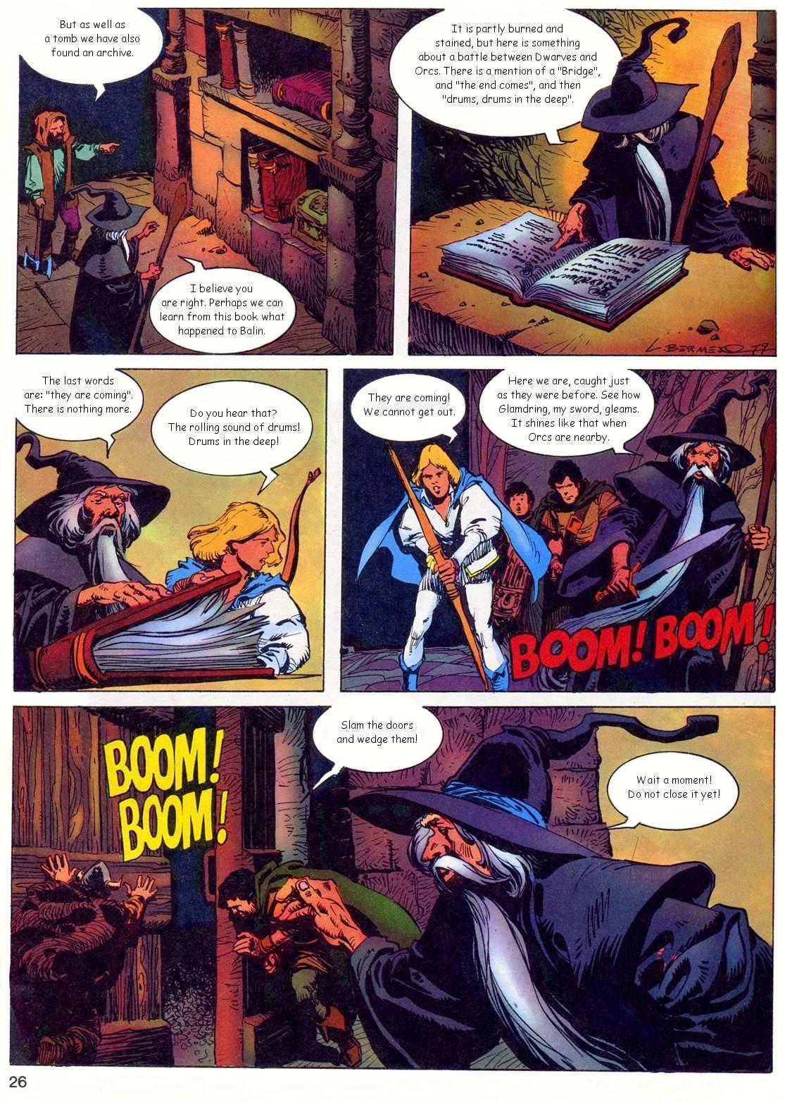 El Señor de los Anillos issue 2 - Page 23