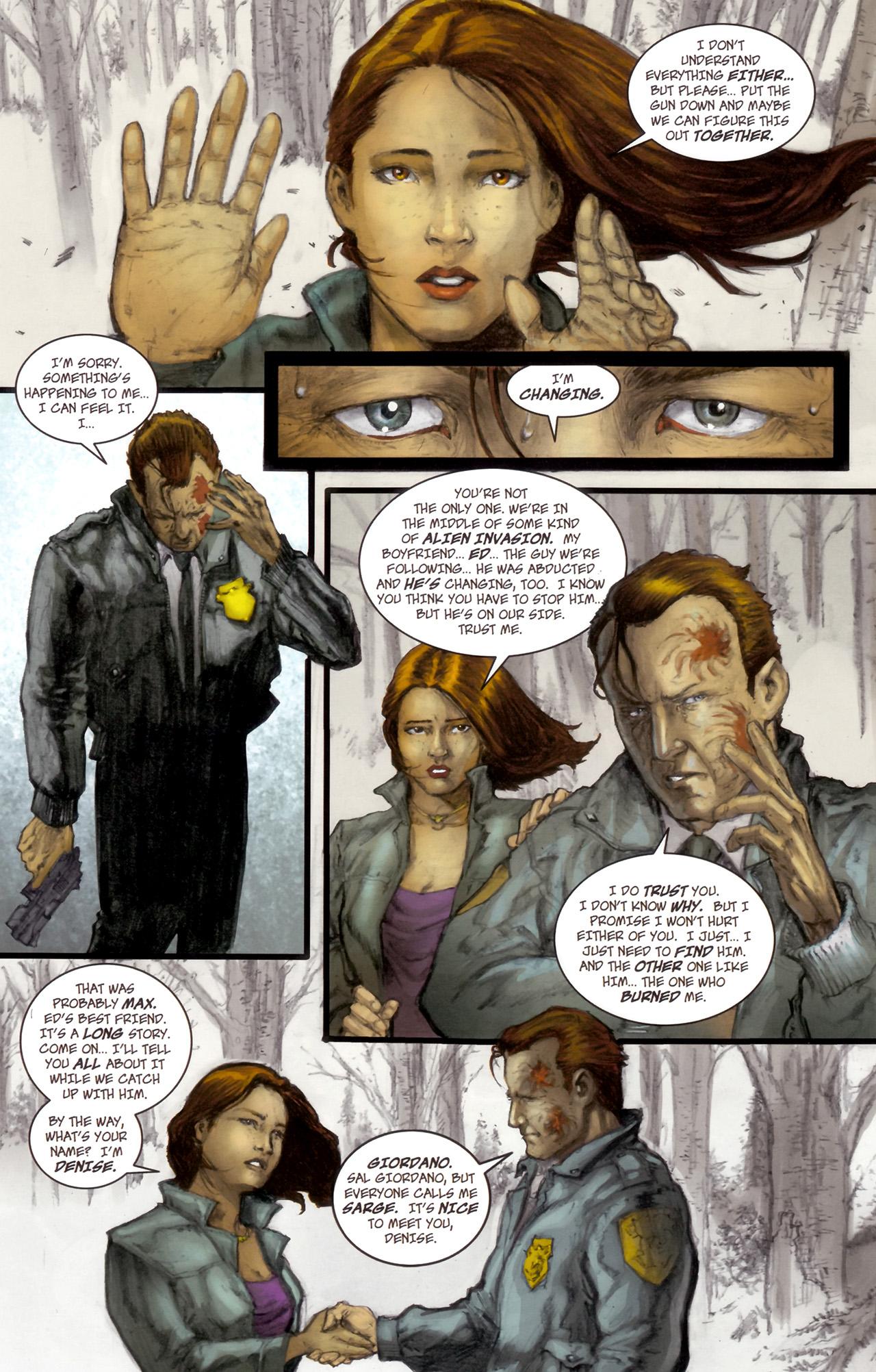 Read online Phoenix comic -  Issue #5 - 9