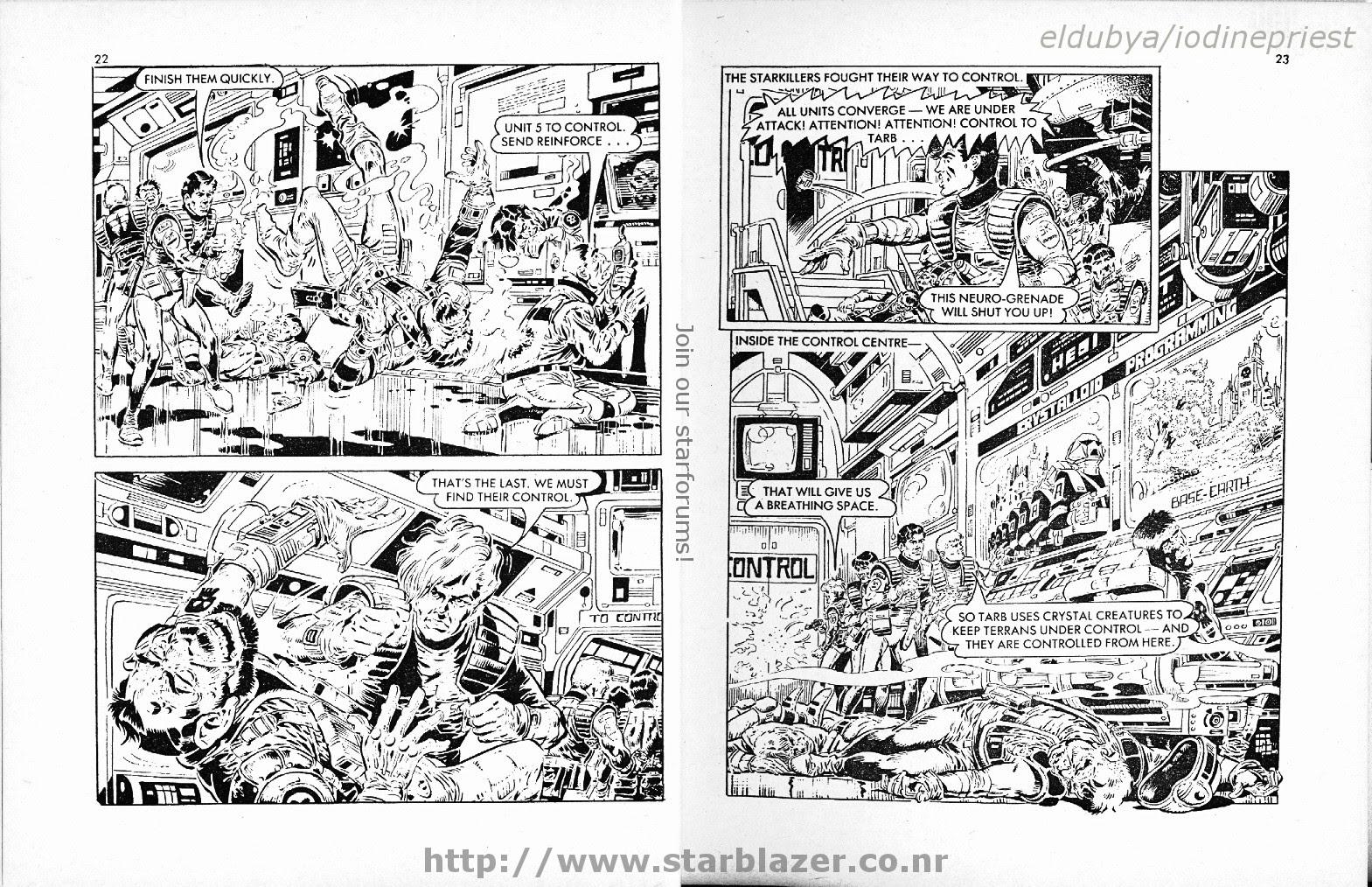 Starblazer issue 155 - Page 13