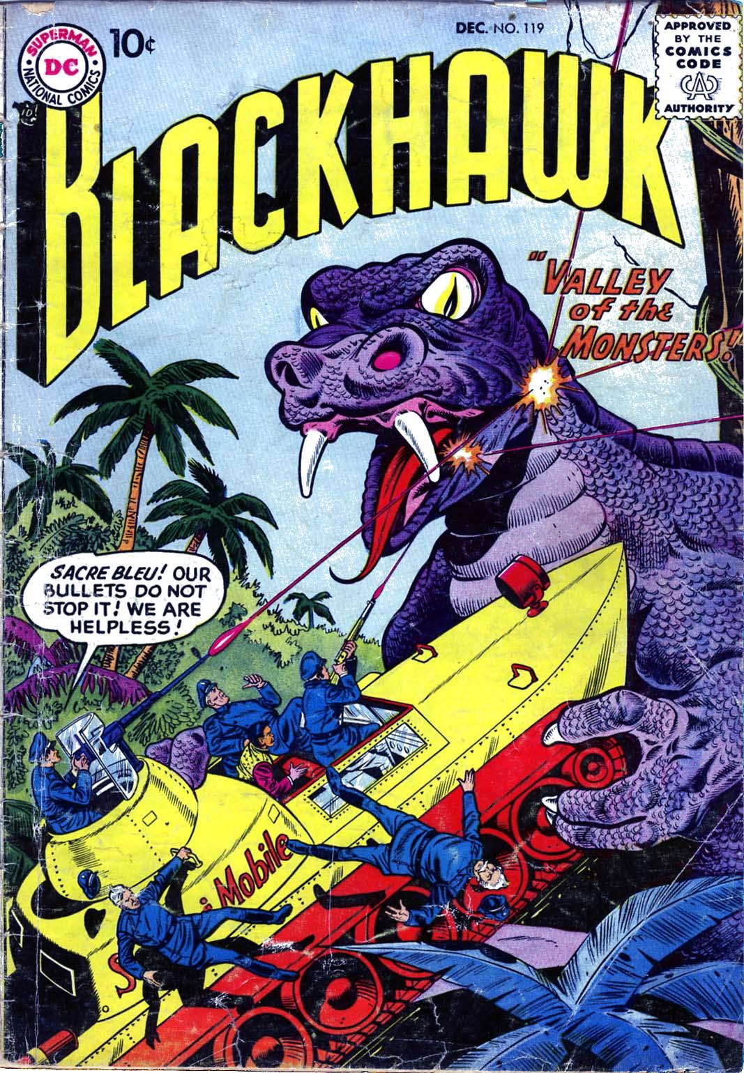 Blackhawk (1957) 119 Page 1