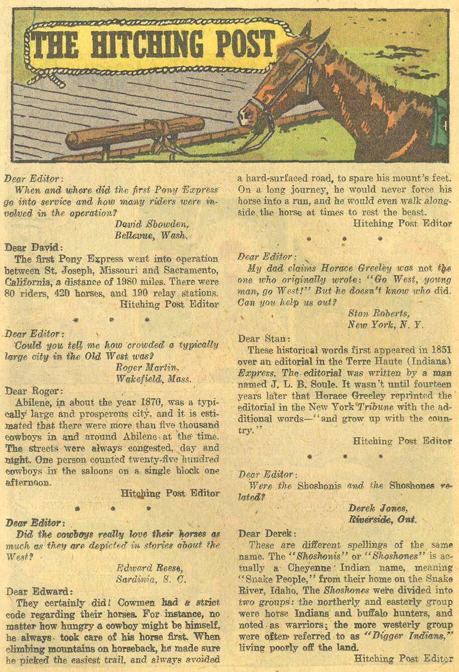 Read online All-Star Western (1951) comic -  Issue #114 - 24