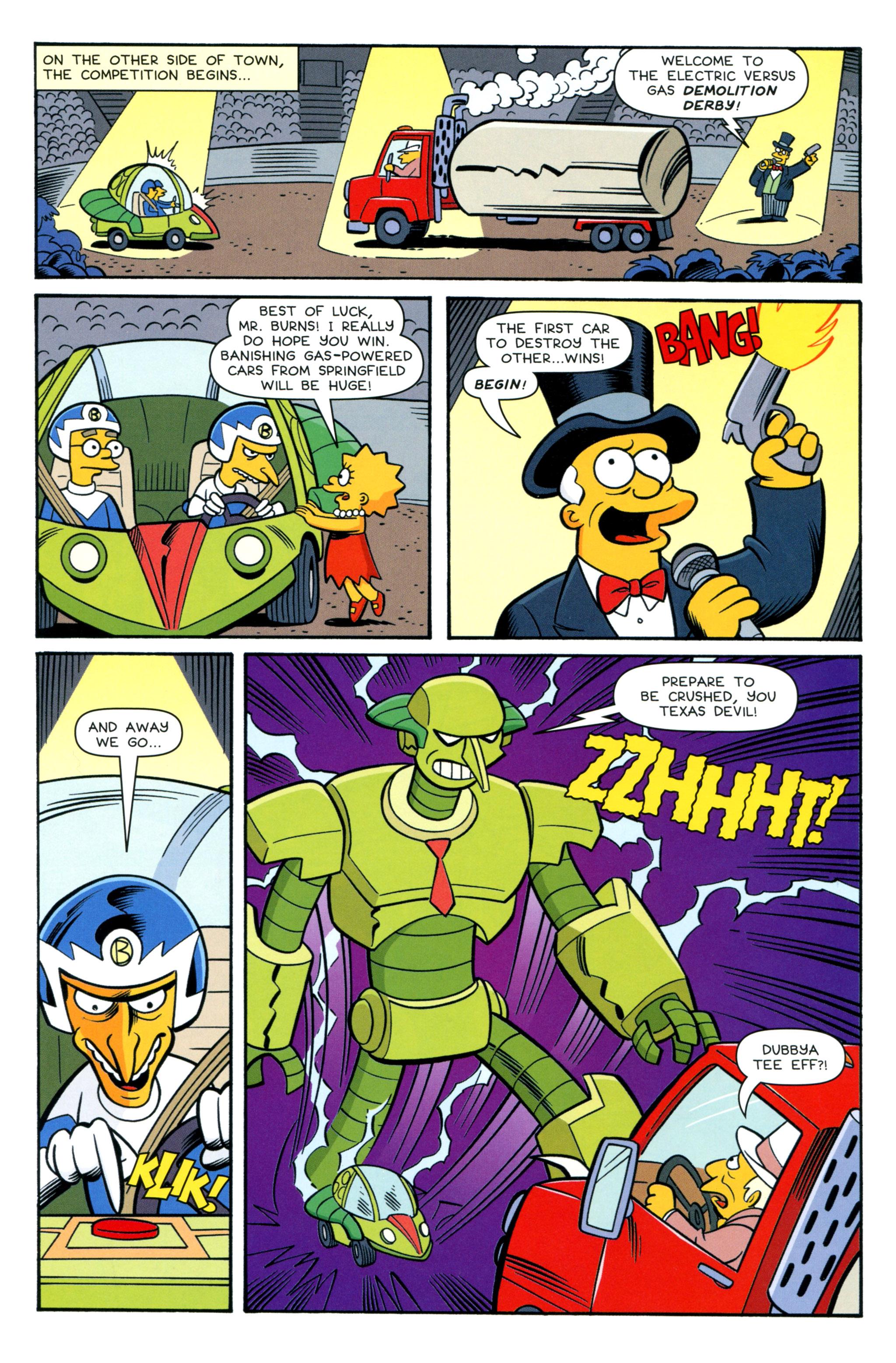 Read online Simpsons Comics comic -  Issue #212 - 16