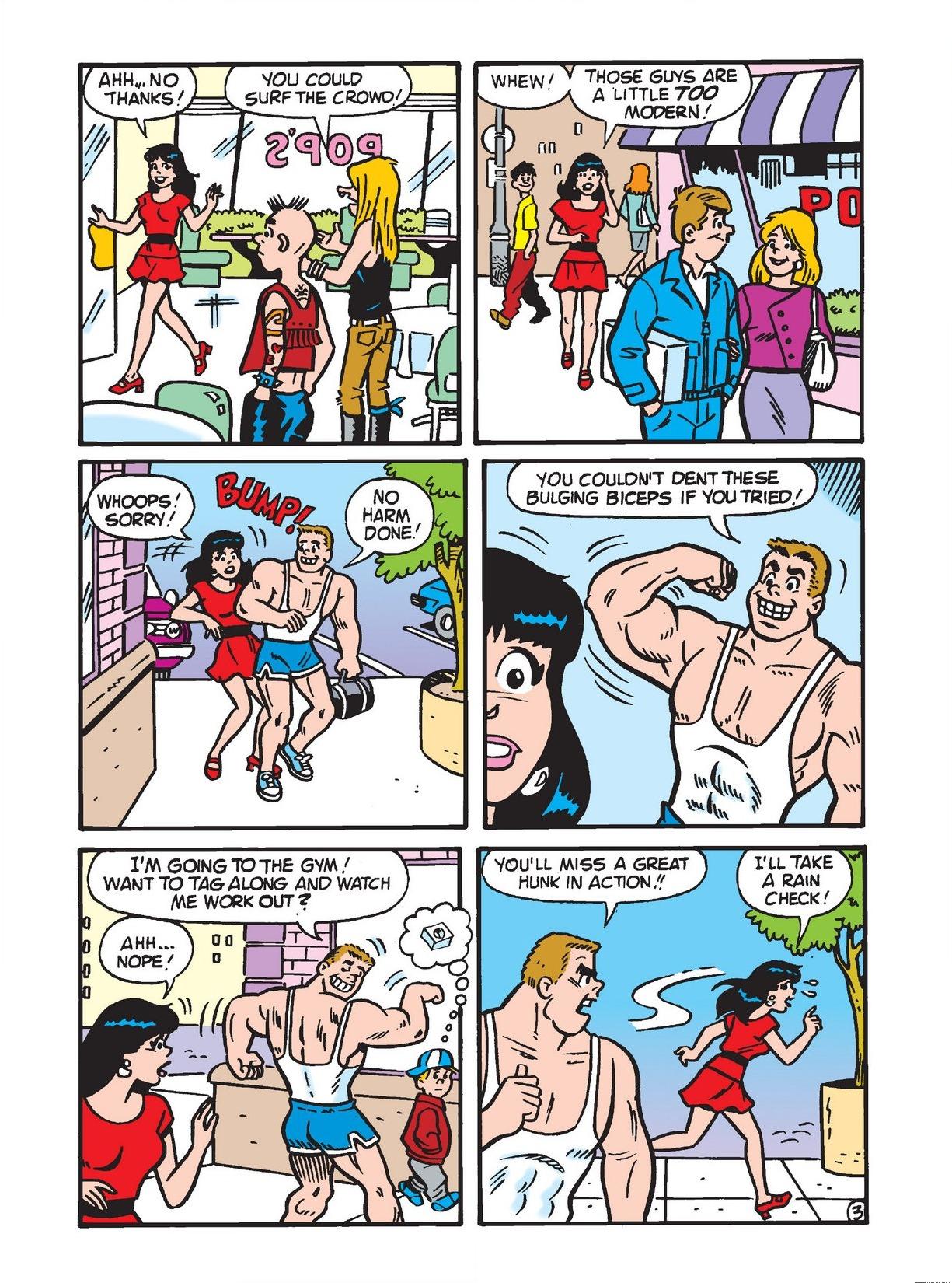 Read online Archie 1000 Page Comics Bonanza comic -  Issue #3 (Part 1) - 74