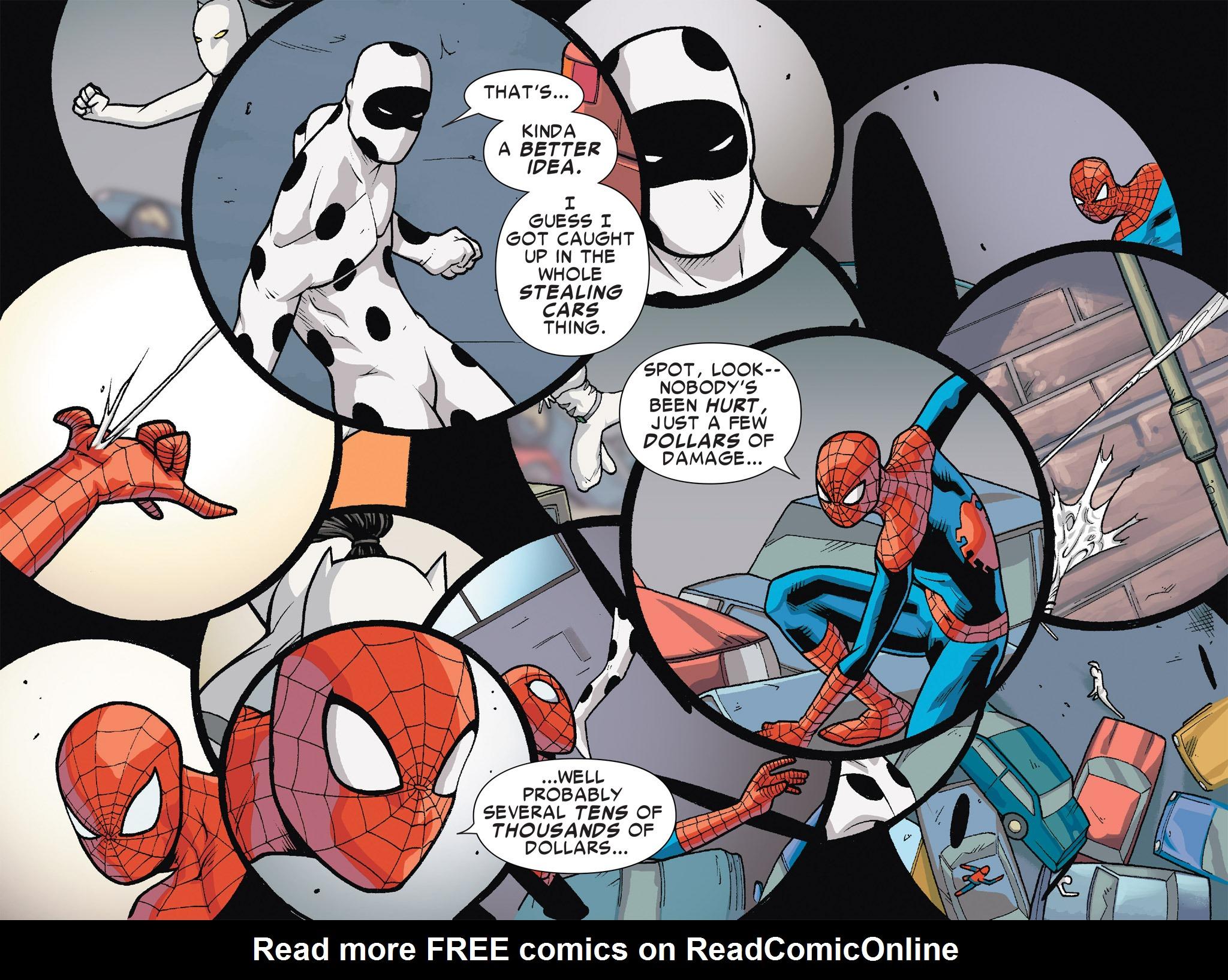 Read online Ultimate Spider-Man (Infinite Comics) (2016) comic -  Issue #6 - 32