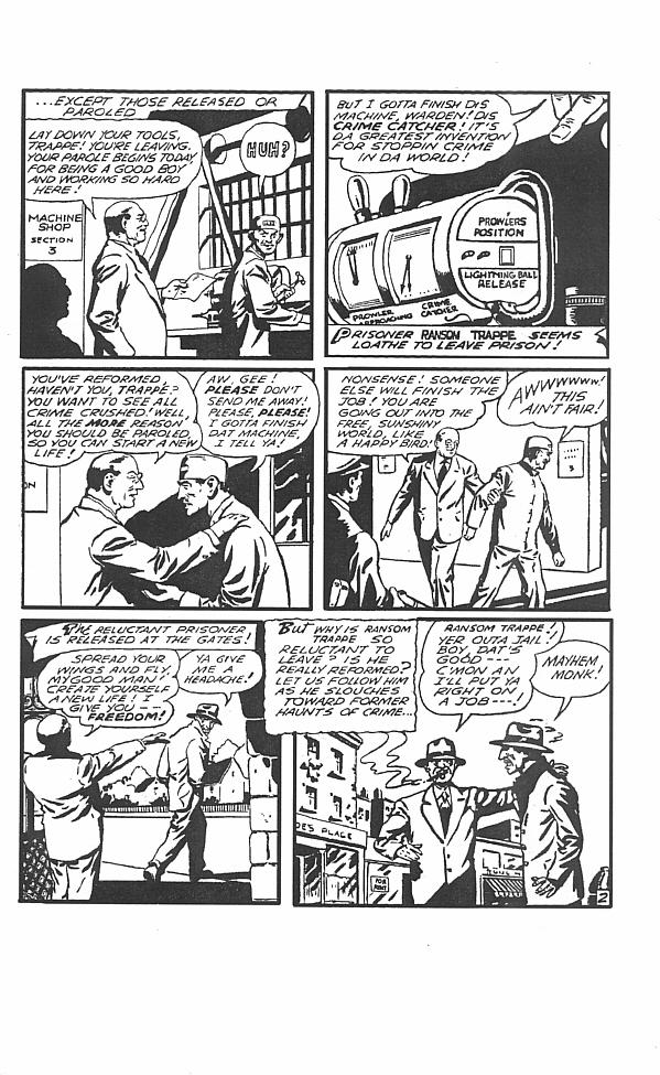 Read online Men of Mystery Comics comic -  Issue #41 - 5