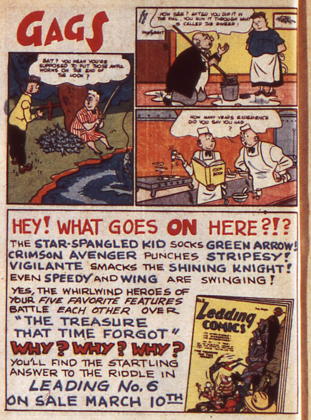 Read online Adventure Comics (1938) comic -  Issue #85 - 14