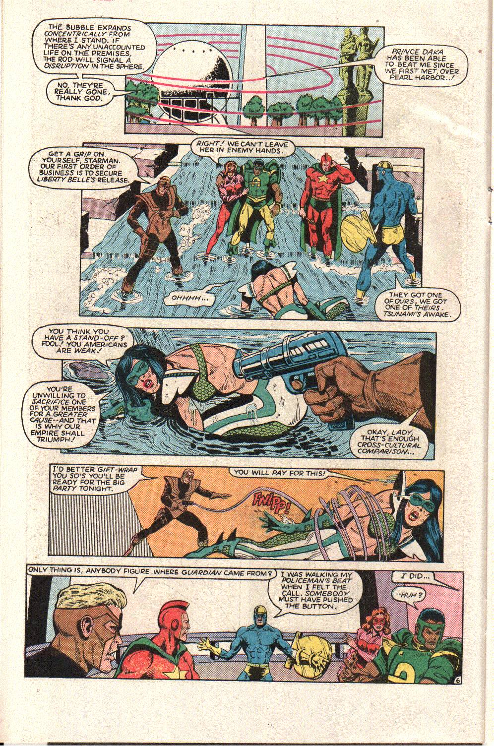 Read online All-Star Squadron comic -  Issue #43 - 10