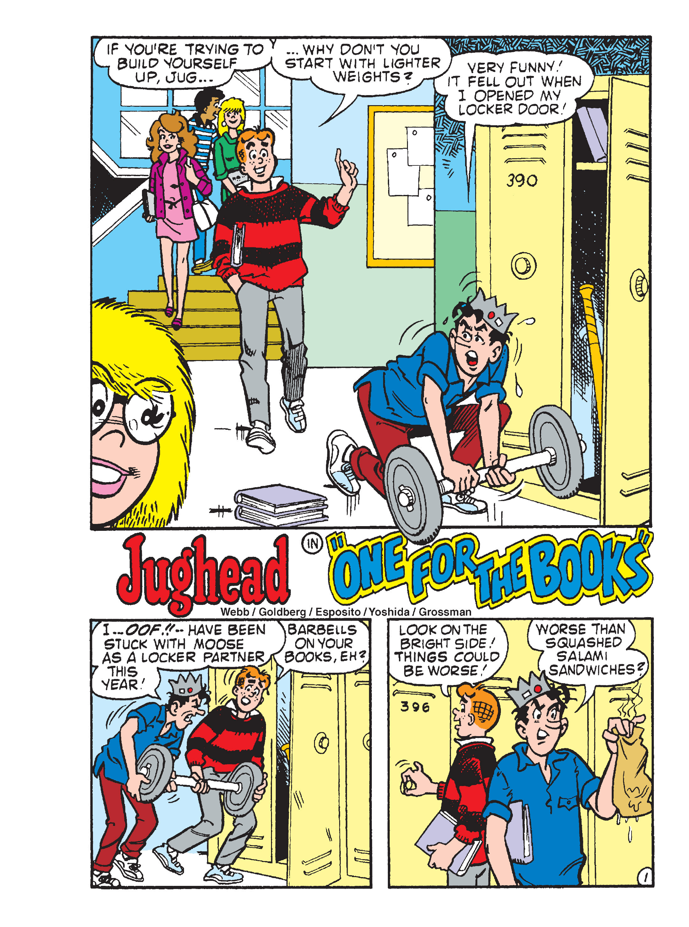 Read online Archie 1000 Page Comics Blowout! comic -  Issue # TPB (Part 4) - 100