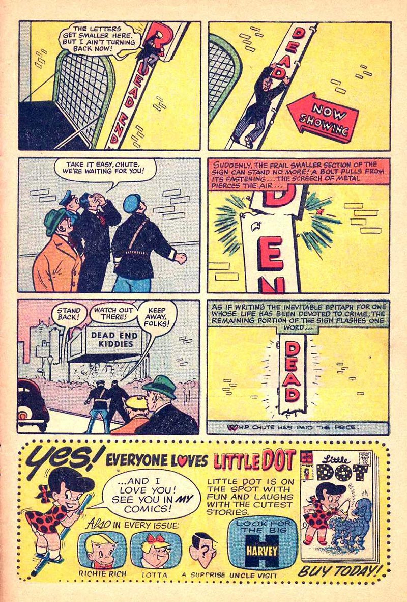 Dick Tracy (1950) 136 Page 21