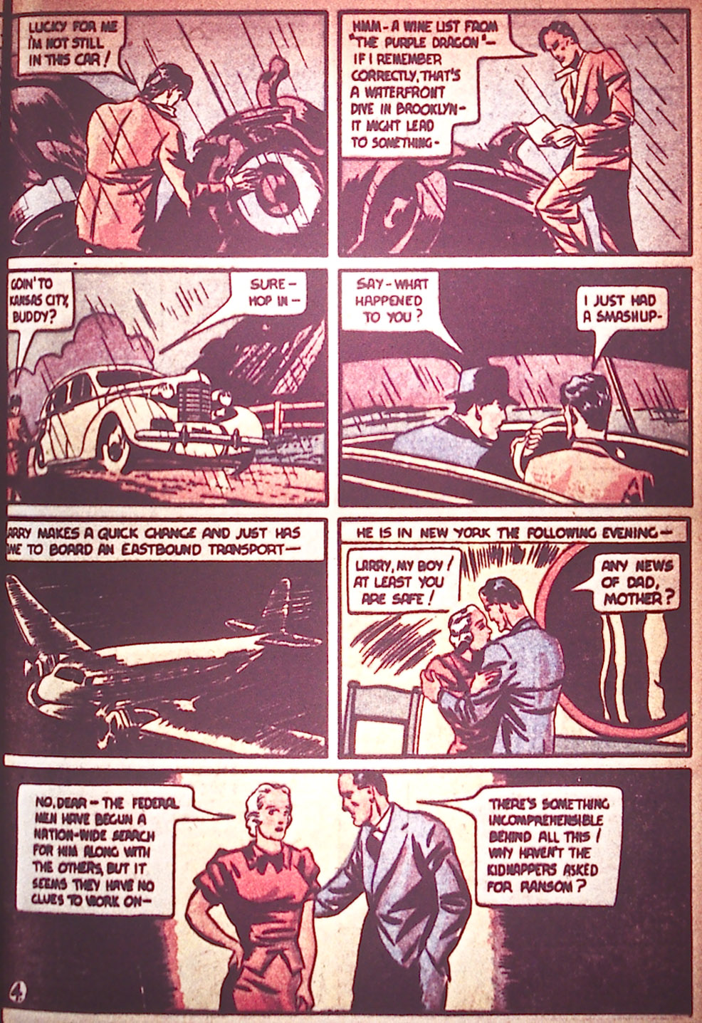 Read online Detective Comics (1937) comic -  Issue #7 - 57