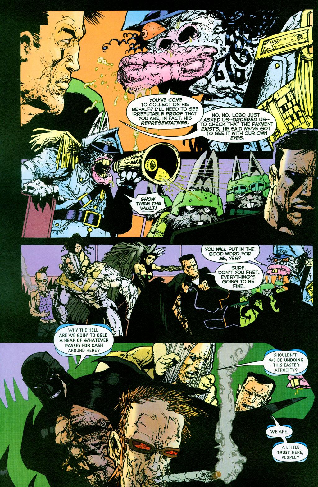 Read online The Authority/Lobo: Spring Break Massacre comic -  Issue # Full - 27