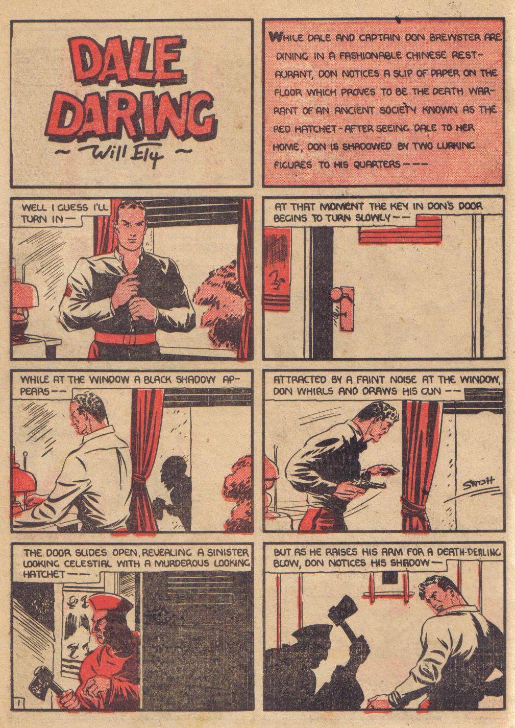 Read online Adventure Comics (1938) comic -  Issue #24 - 12