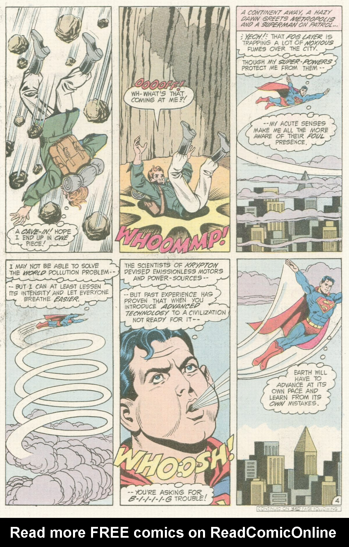 Read online Action Comics (1938) comic -  Issue #565 - 5