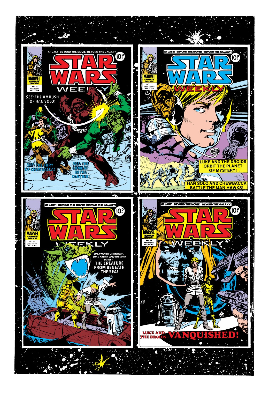 Read online Star Wars Legends: The Original Marvel Years - Epic Collection comic -  Issue # TPB 2 (Part 3) - 37