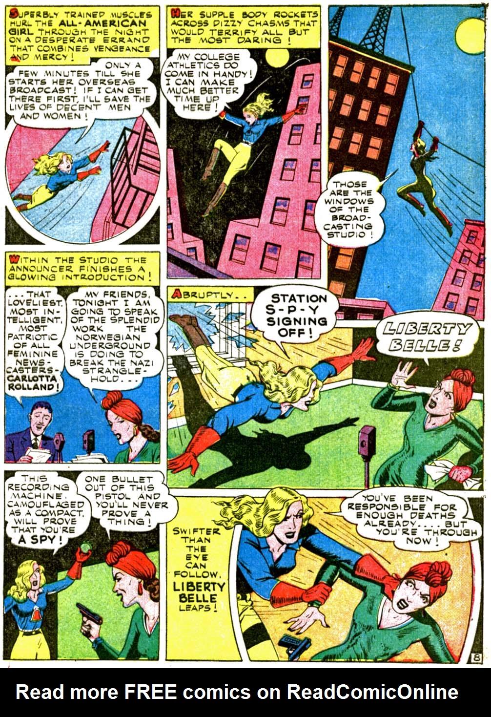 Boy Commandos issue 2 - Page 54