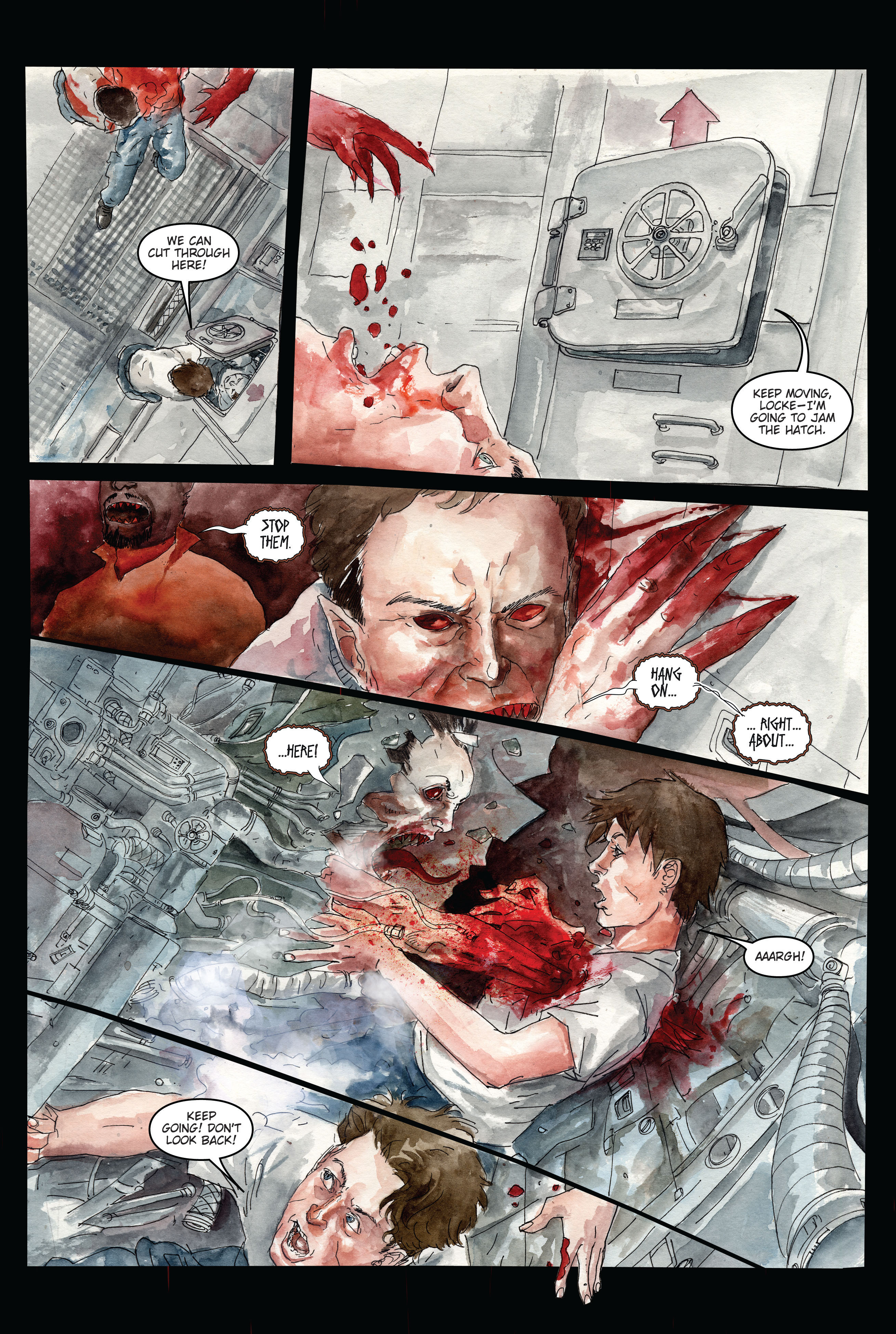 30 Days of Night: Dead Space 3 Page 9