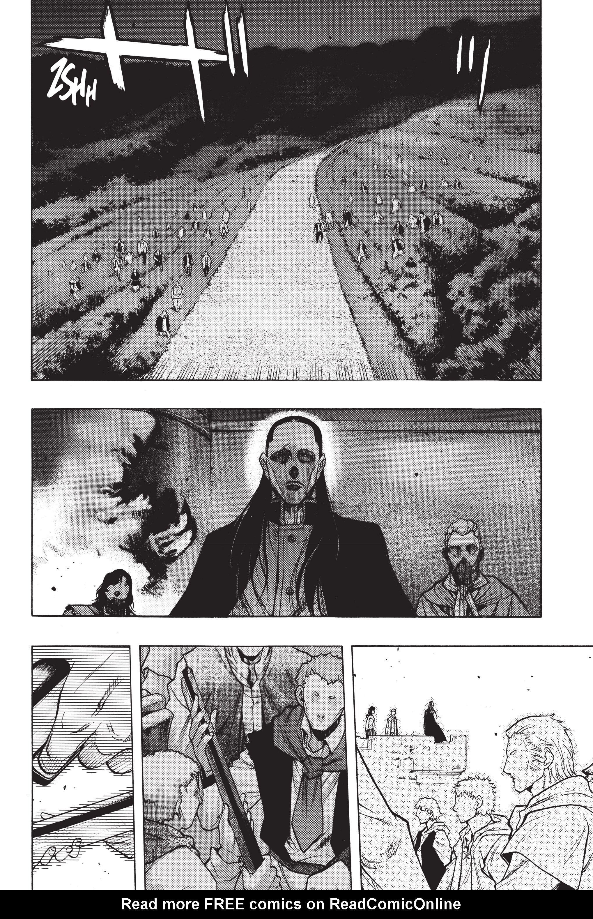Read online Attack on Titan: Before the Fall comic -  Issue #8 - 66