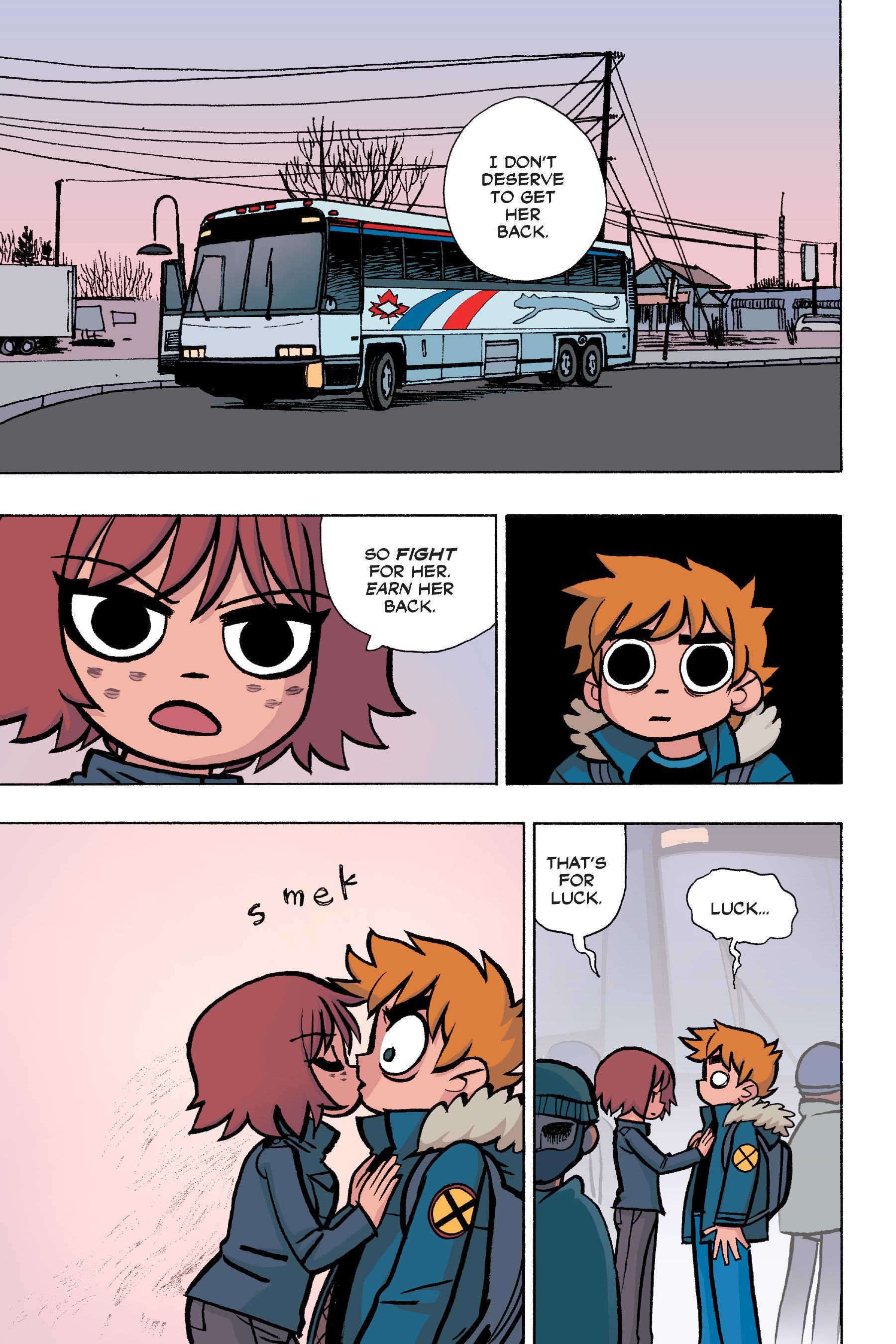 Read online Scott Pilgrim comic -  Issue #6 - 90