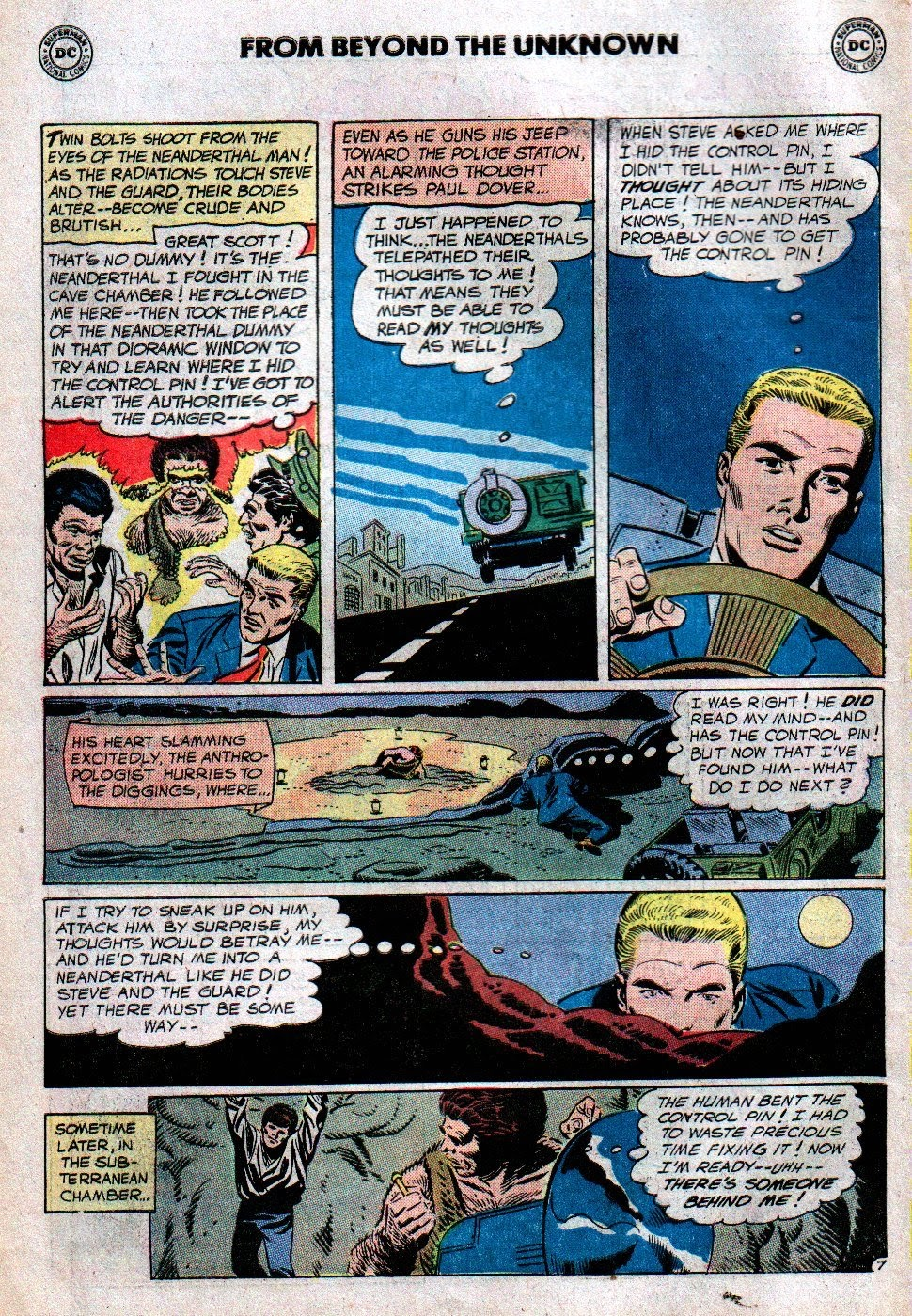 From Beyond the Unknown (1969) issue 19 - Page 10