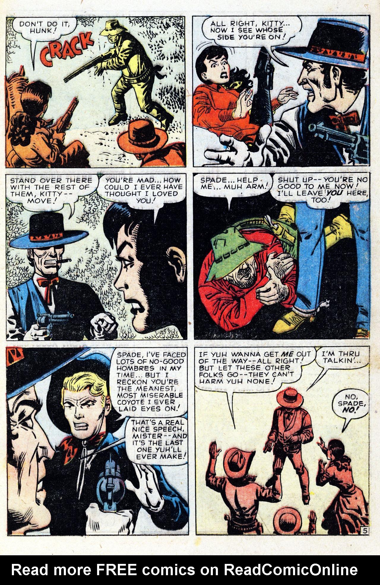 Read online Two-Gun Kid comic -  Issue #41 - 17