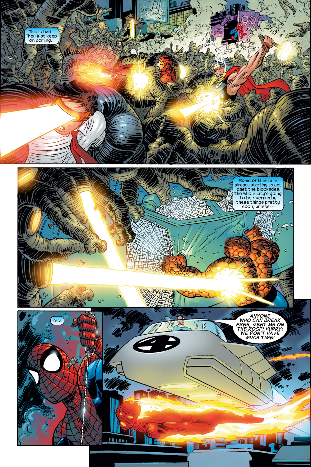 The Amazing Spider-Man (1999) 57 Page 17