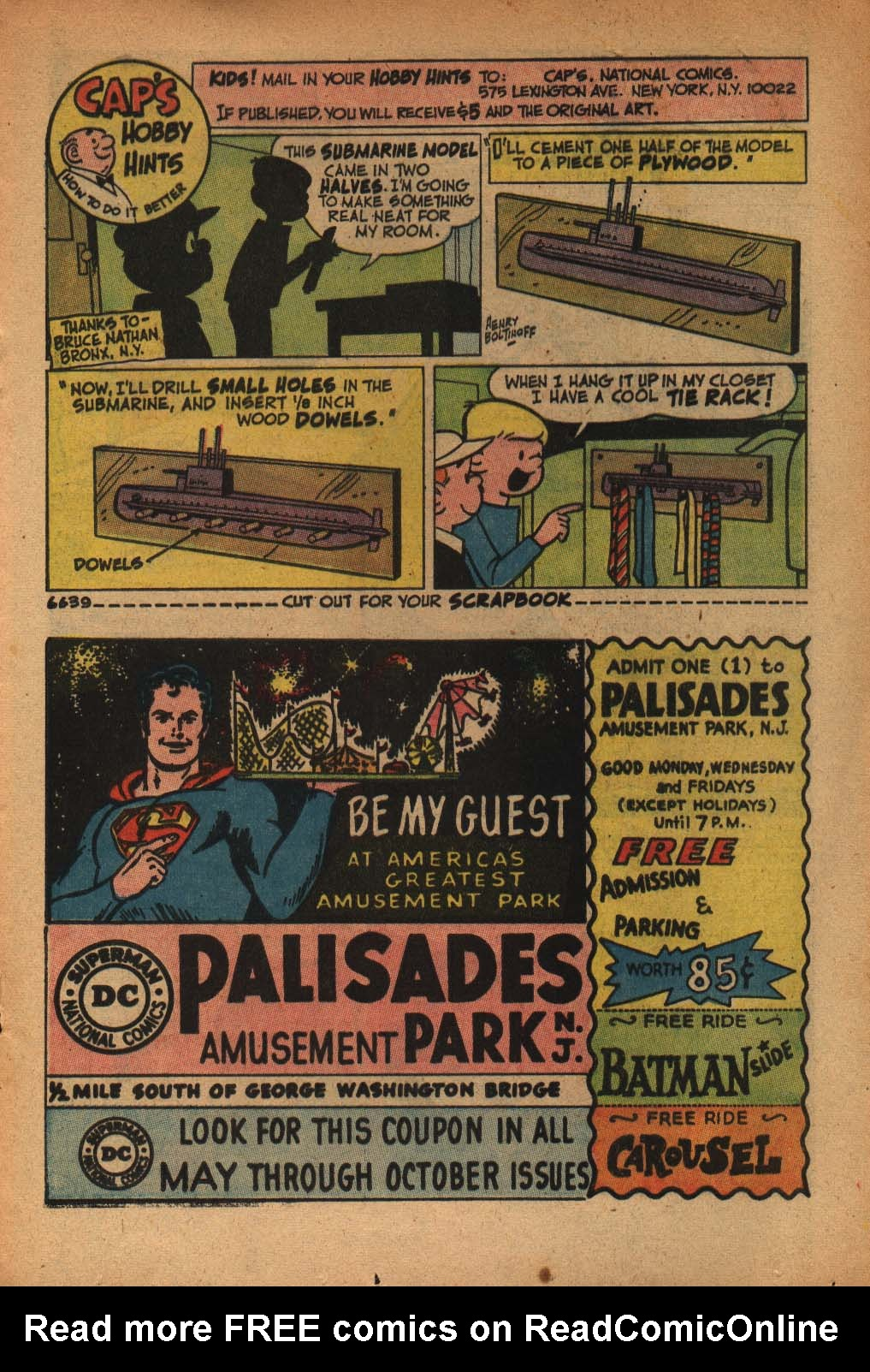 Read online Adventure Comics (1938) comic -  Issue #368 - 17