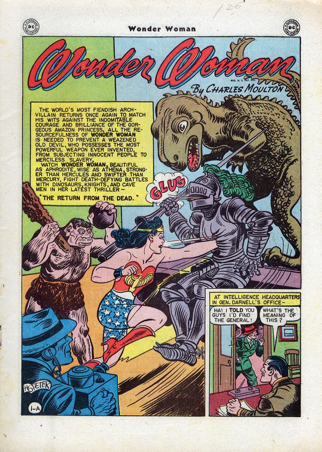 Read online Wonder Woman (1942) comic -  Issue #18 - 3
