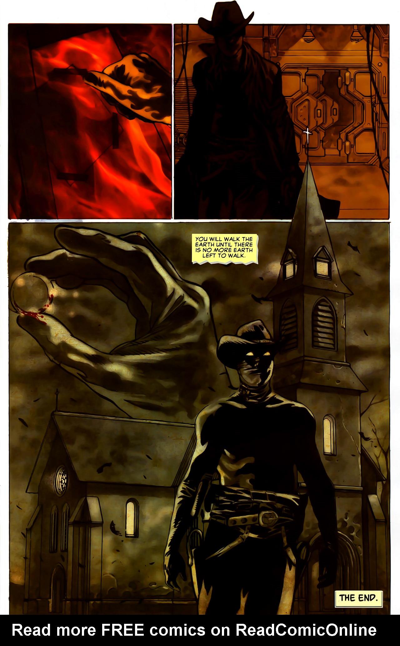 Read online Astonishing Tales (2009) comic -  Issue #5 - 26
