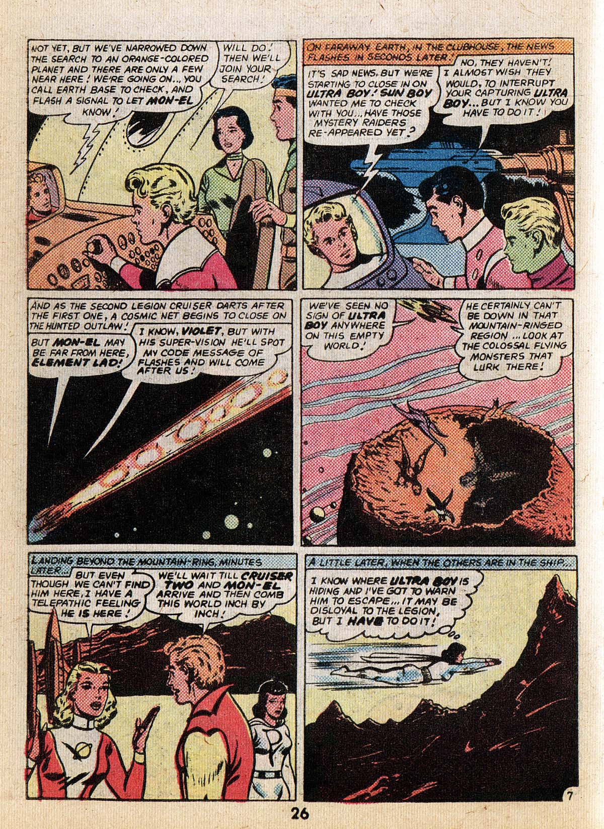 Read online Adventure Comics (1938) comic -  Issue #502 - 26