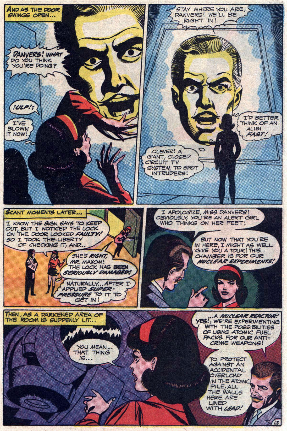 Read online Adventure Comics (1938) comic -  Issue #381 - 17