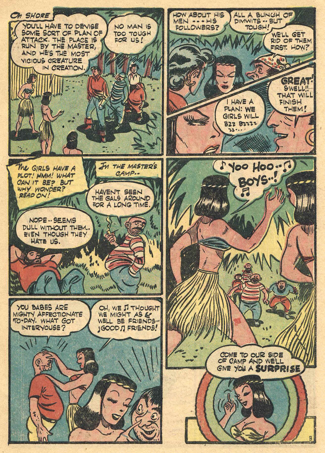 Daredevil (1941) issue 16 - Page 59